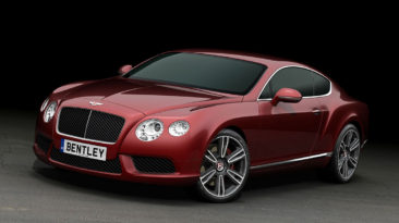 Bentley Motors: Continental GT V8