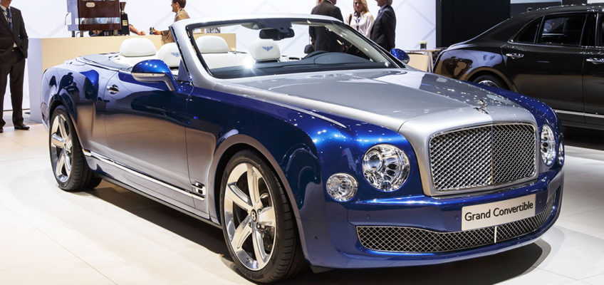 BENTLEY GRAND COUPE - Official Press Image