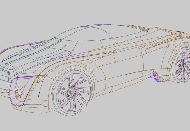 JEKYLL & HYDE CONCEPT - Autodesk Alias Surface Screenshot