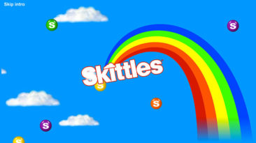 Mars Confectionery: Skittles Website