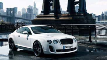 Bentley Motors: Continental Supersports