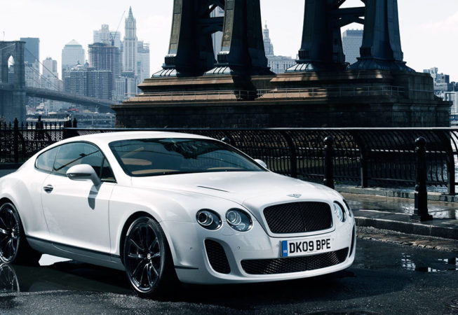 BENTLEY GT SUPERSPORT - Official Press Image