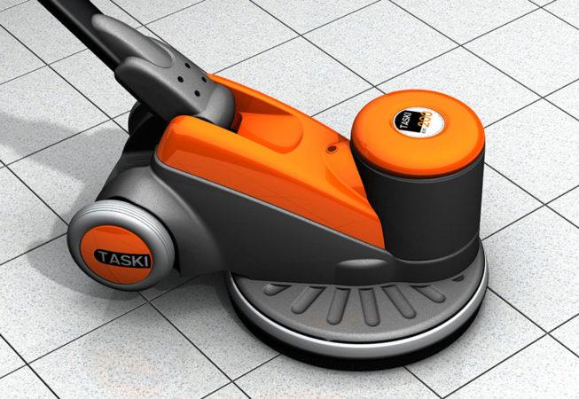TASKI ERGODISK - Autodesk Showcase Rendering