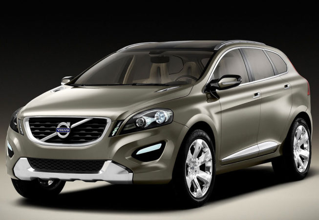 VOLVO XC60 CONCEPT - Official Image