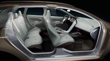 Volvo: XC60 Concept Car