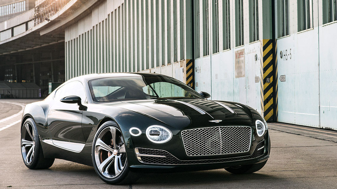 Bentley Motors Exp10 Speed 6 Concept N E E S H A M N E T