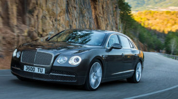 Bentley Motors: Flying Spur
