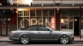 Bentley Motors: Grand Convertible Show Car