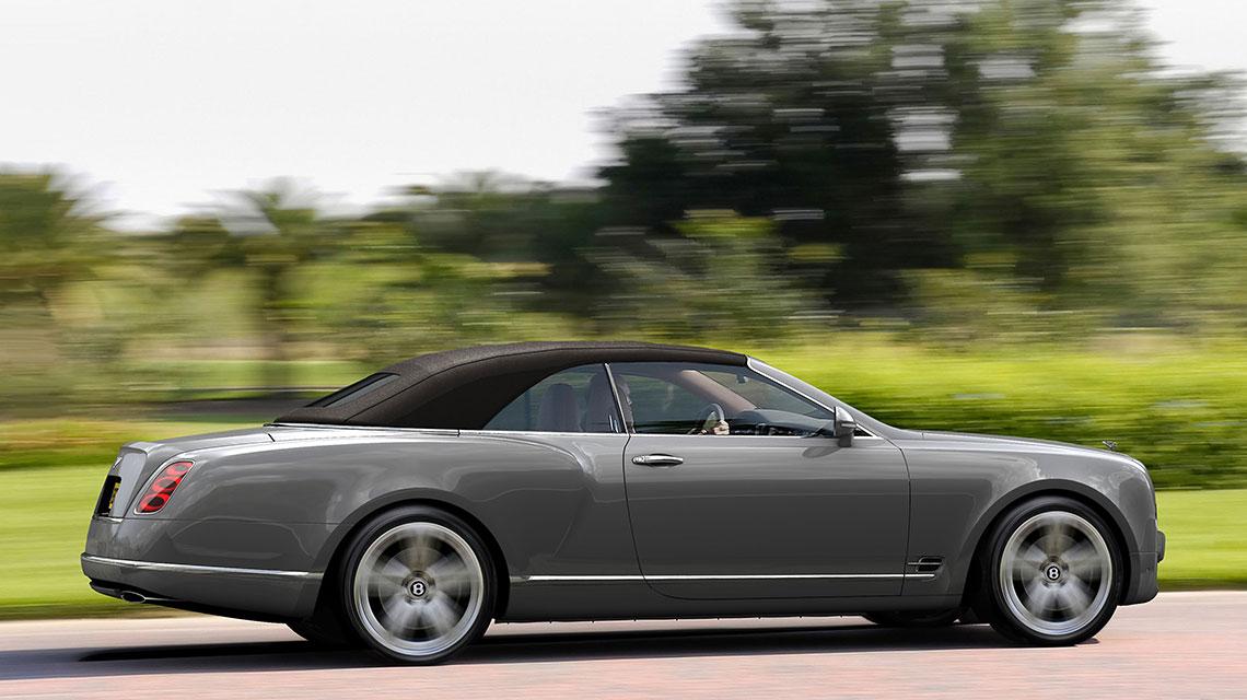 Bentley Motors Grand Convertible Show Car N E E S H A M