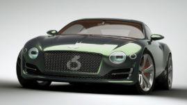 Bentley Motors: EXP10 Speed 6 Concept
