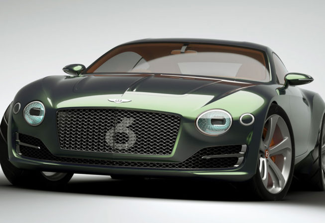 BENTLEY SPEED 6 - Autodesk VRed Rendering