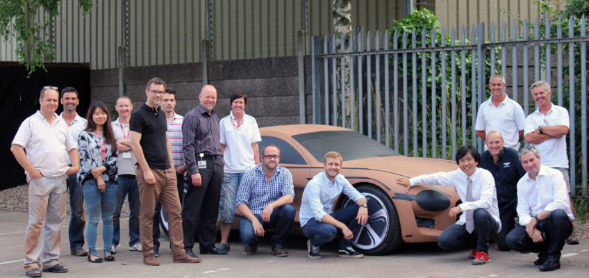 BENTLEY SPEED 6 - Development Team Magazine Image