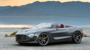 Bentley Motors: EXP12 Speed 6e Concept