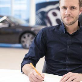 John Paul Gregory becomes new Head of Exterior Design at Bentley Motors