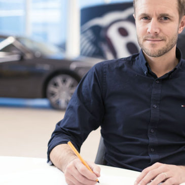 John Paul Gregory becomes new Head of Exterior Design at Bentley Motors