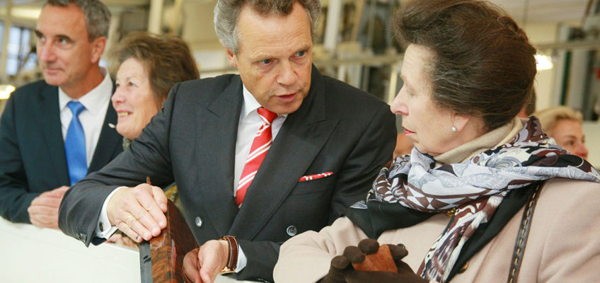 PRINCESS ROYAL VISIT - Official Press Image