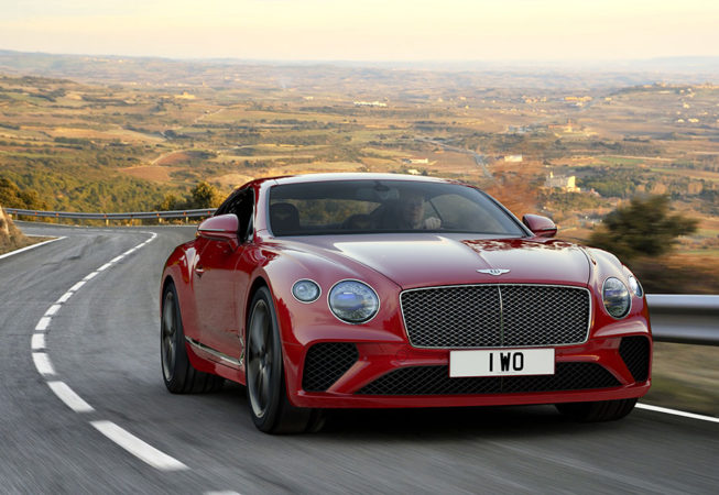 BENTLEY CONTINENTAL GT - Autodesk VRed Rendering